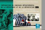 PREPARER LE CONCOURS DE LA RESISTANCE 2017. Plaquette pédagogique du musée de la Résistance et de la Déportation de Toulouse.
