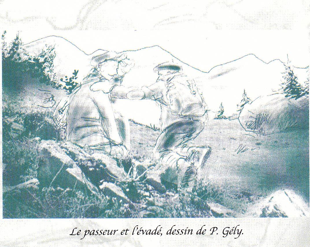 Résistance dans les Basses-Pyrénées. Réseaux, passages et passeurs.