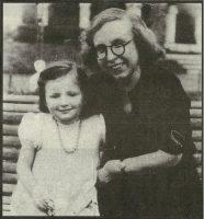 femme et fille